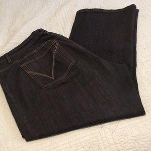Venezia Petite Stretch Bootcut Jeans